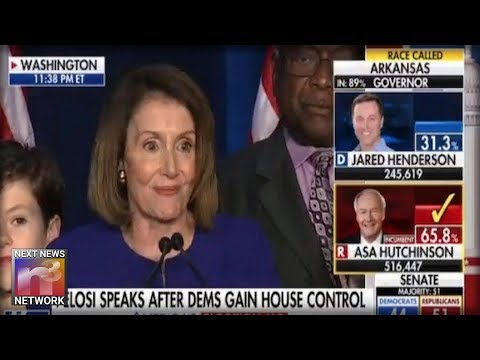 Nancy Pelosi Is Already Starting Her Annoying Crap After Trump Drops The Hammer on Sessions!