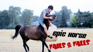 Video Epic Horse Fails & Falls | Youtube-Rider 2016 | *MUST SEE* download MP3, 3GP, MP4, WEBM, AVI, FLV Januari 2018