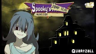 Horror Quartznight Ep.1,4 - Spooky's Jumpscare Mansion (Room 400-500), par Quartzall.