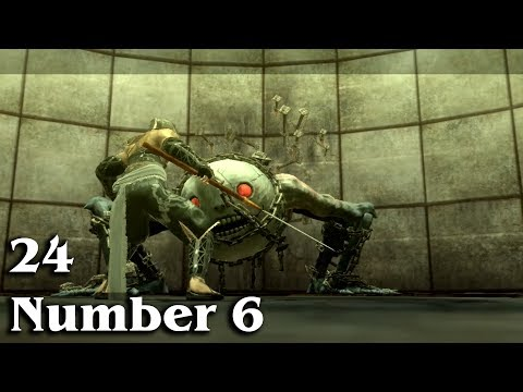"""NieR - 24 """"Number 6"""""""