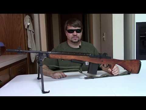 The M14E2 - The M14A1 LMG Of Vietnam