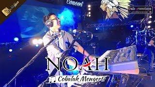 NOAH TERBARU | Cobalah Mengerti | Apache Feel The BLACKGOLD Concert - MANADO 2017 #NOAH #ARIEL