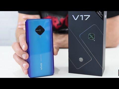 Обзор Vivo V17 с 8 ГБ RAM. Смартфон с интересным дизайном / Арстайл /