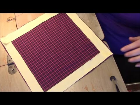 How to Make a Rag Quilt More Raggedy - Quick Sewing Tip