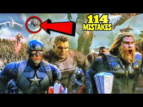 """Download 114 Mistakes In Avengers Endgame - Many Mistakes In """"Avengers: Endgame"""" Full Movie"""