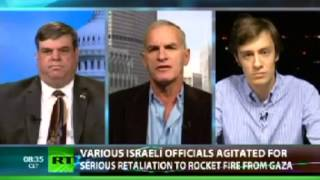 Israel Gaza conflict: CrossTalk on Gates of Hell (ft. Norman Finkelstein) Pt 1 of 2