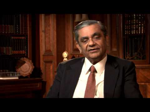 F2T Interview, Jagdish Bhagwati: Free Trade Creates Peace
