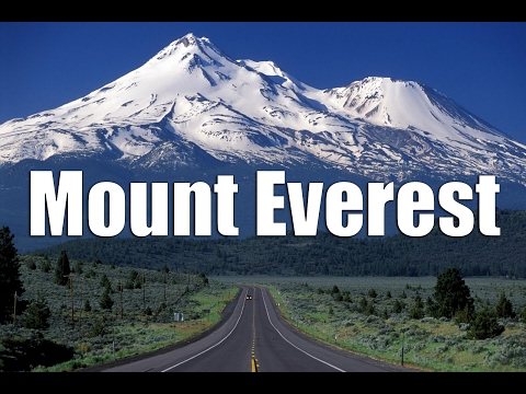 Mount Everest - in Hindi (Full Information about the Mount Everest and Himalaya)