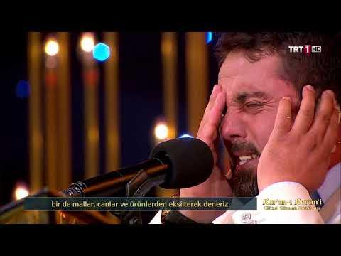 Osman Erbakan Küçükaydın - Quran Recitation Competition - Surah Al Baqarah (2:153-157)