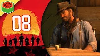 PART 8 - POKER NIGHT | Red Dead Redemption 2 Let