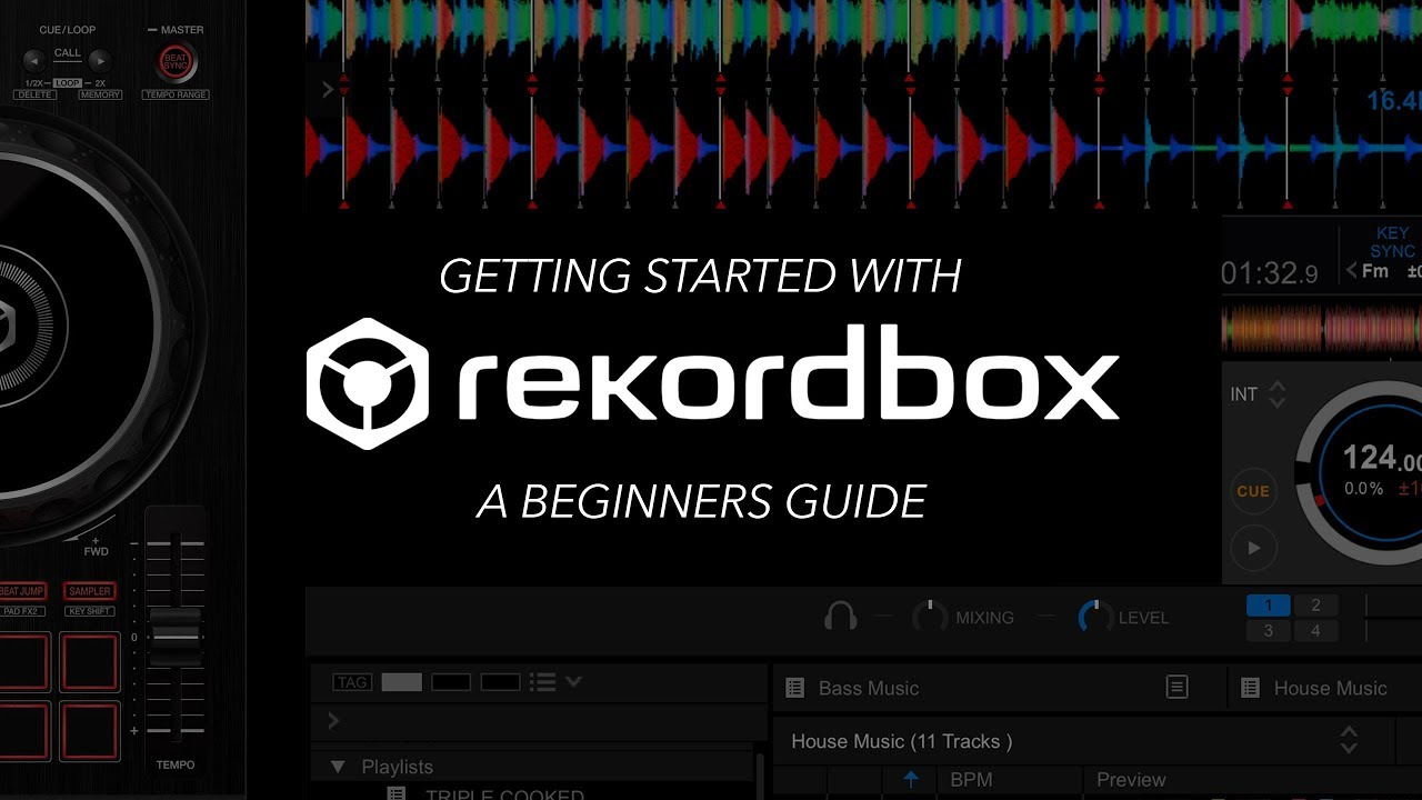 Rekordbox tutorial 2019