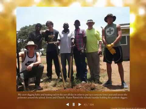 Uganda Africa Mission Trip 2017
