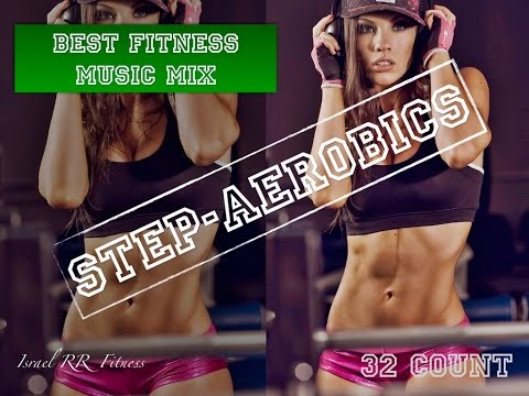 Step Aerobics Music Mix #6 134136 bpm 58' 2017 Israel RR Fitness