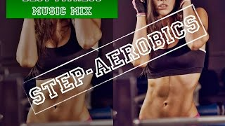 Step Aerobics Music Mix #6 134-136 bpm 58' 2017 Israel RR Fitness