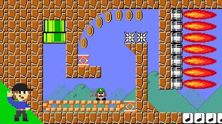 Level UP: Luigi-Goomba vs Super Mario Maker