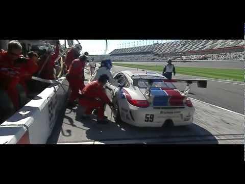 Porsche at Daytona 2013: The chequered flag
