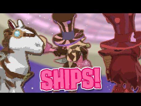 MY TRUE ANIMAL JAM SHIP...?
