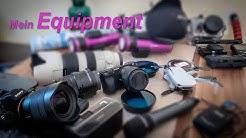 Mein Kamera Equipment 📷 Von Luft über Land bis Unterwasser