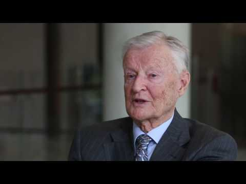 Brzezinski: On Europe & Russia