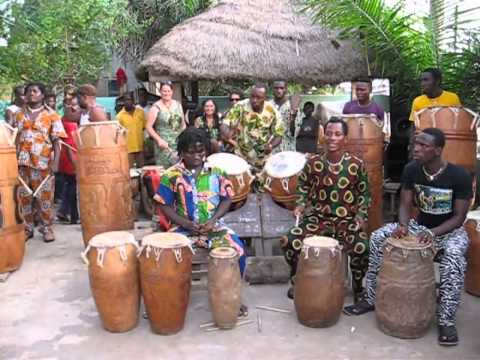 Master Drummers of Ghana are coming our way!