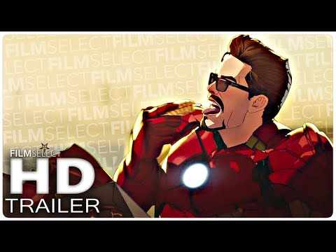 WHAT IF Trailer (2021) Marvel
