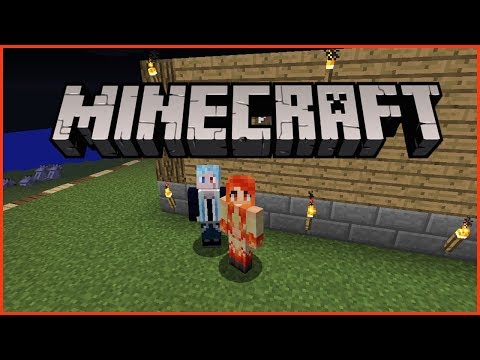 Minecraft - On avance notre maison et on visite des mines flippantes !