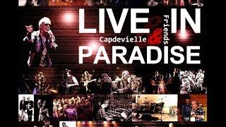"""Sortie de """"Live in Paradise"""" - Capdevielle & Friends"""