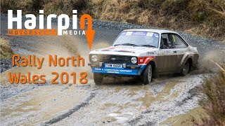 Rally North Wales 2018 [HD]