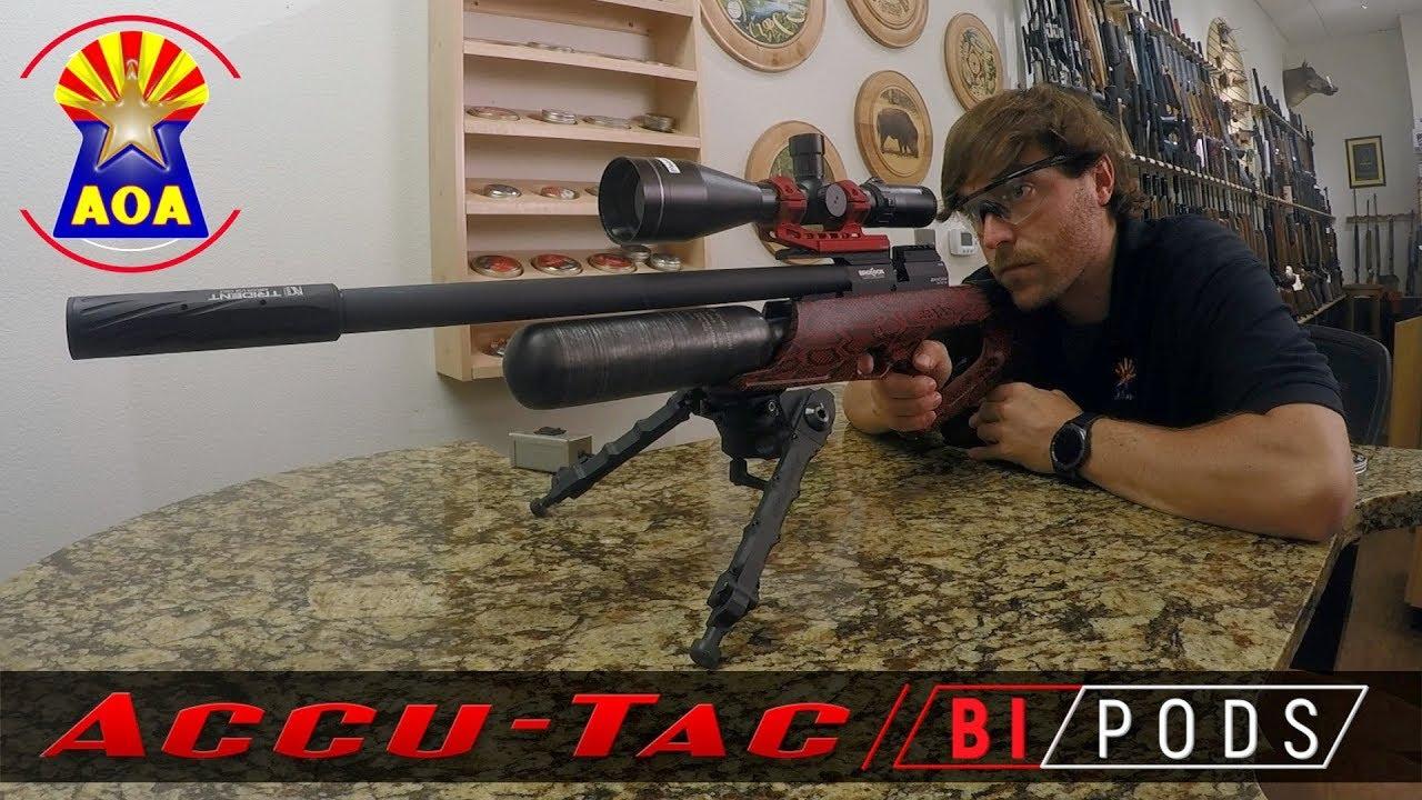 Accu-Tac SR-5 G2 QD Bipode