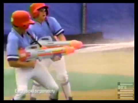 Super Soaker Cps 2500 And 3000 Commercial 1997 Youtube