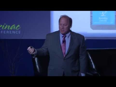 Mike Duggan Keynote from the 2015 Mackinac Policy Conference