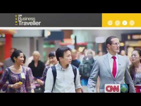 CNN Business Traveller in Singapore