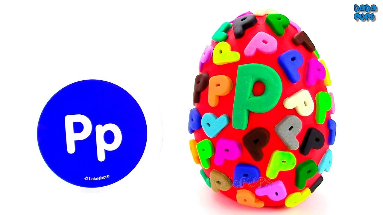 Learn P Letter Spelling Words That Start With The Letter P
