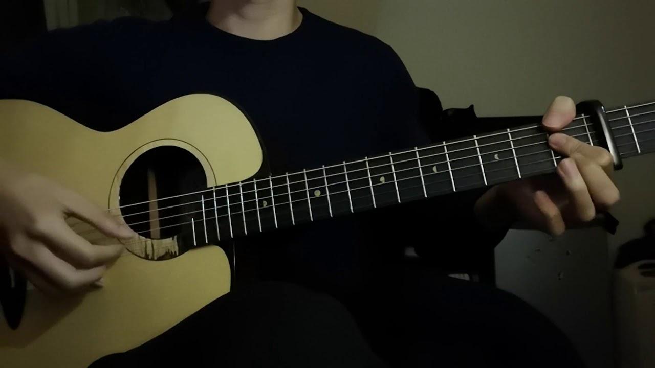 難過到這邊就好- 李友廷 Yo Lee(吉他改編)(Tab)(ideas) - YouTube