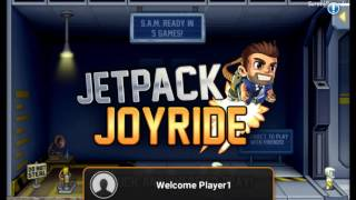 Jetpack Joyride hack (Lucky Patcher)