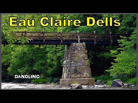 The Beautiful Eau Claire Dells County Park