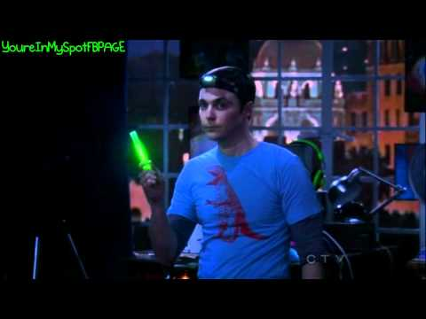 Power's Out - The Big Bang Theory