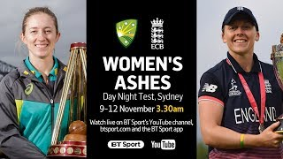 Live streaming: Women's Ashes 2017 - Australia v England Test, Day Two