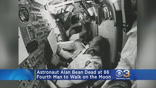 Alan Bean, 4th Man To Walk On Moon, Is Dead At 86