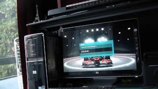 PS3  Tv et ordi branché sur un ecran PC