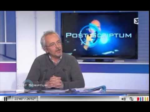 Lille - ALLIANCE Police Nationale - Emission Post Scriptum FR3 Nord Pas de Calais du 14/04/2013