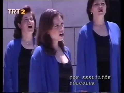Elif GÖKALP ~ Didn't My Lord Deliver Daniel (With TRT Ankara Radio Polyphonic Choir)