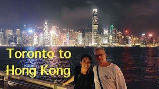 From Toronto to Hong Kong