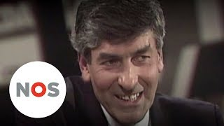 RUUD LUBBERS: De langstzittende premier van Nederland is overleden