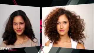 GNTM 2013 Das Umstyling + Makeovers