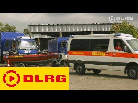 Gemeinsam üben für den Ernstfall – DLRG und THW bauen Katastrophenschutz-Einheit auf