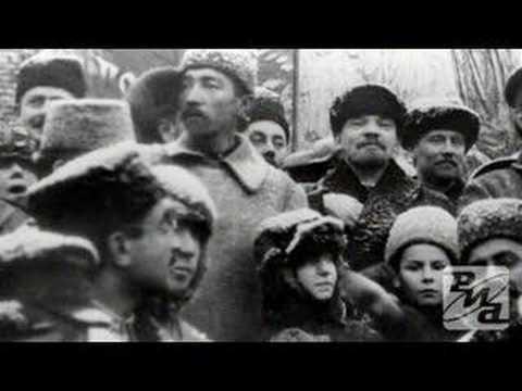 The Impact of the 1917 Revolution. Video RIA Novosti