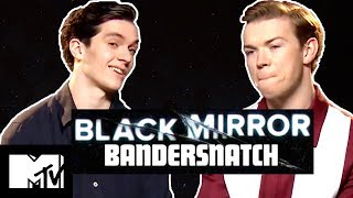 Black Mirror: Bandersnatch Deleted Death Scenes Revealed | MTV Movies
