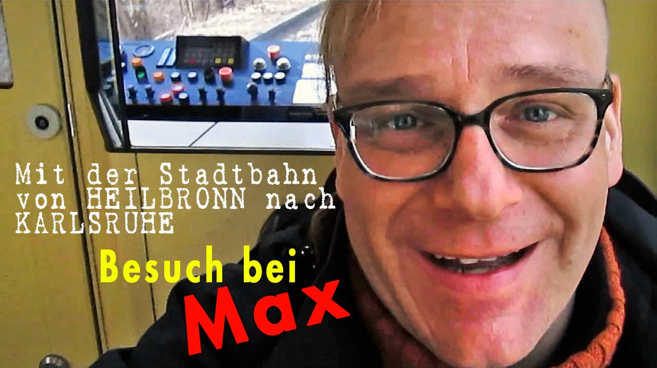 xxl vlog heilbronn karlsruhe stra enbahn bei max messe sinsheim kunstmichiworld 009. Black Bedroom Furniture Sets. Home Design Ideas