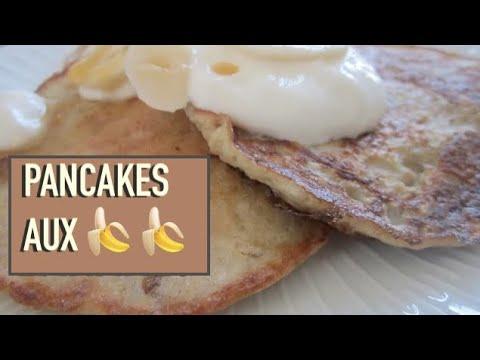 recette-brunch:-pancakes-aux-bananes-&-aux-flocons-d'avoine---recette-#37